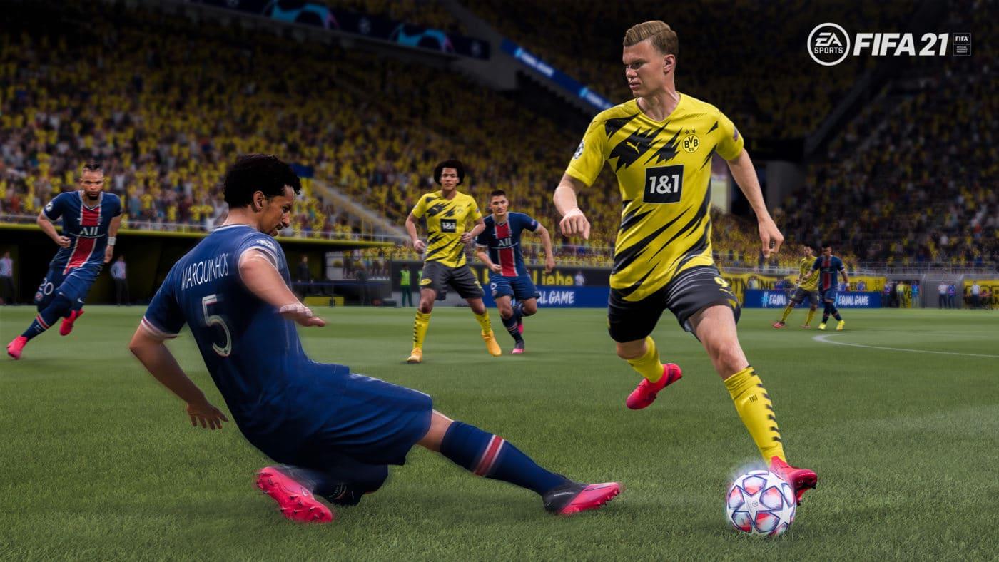 FIFA 21 Update 1.16 March 4
