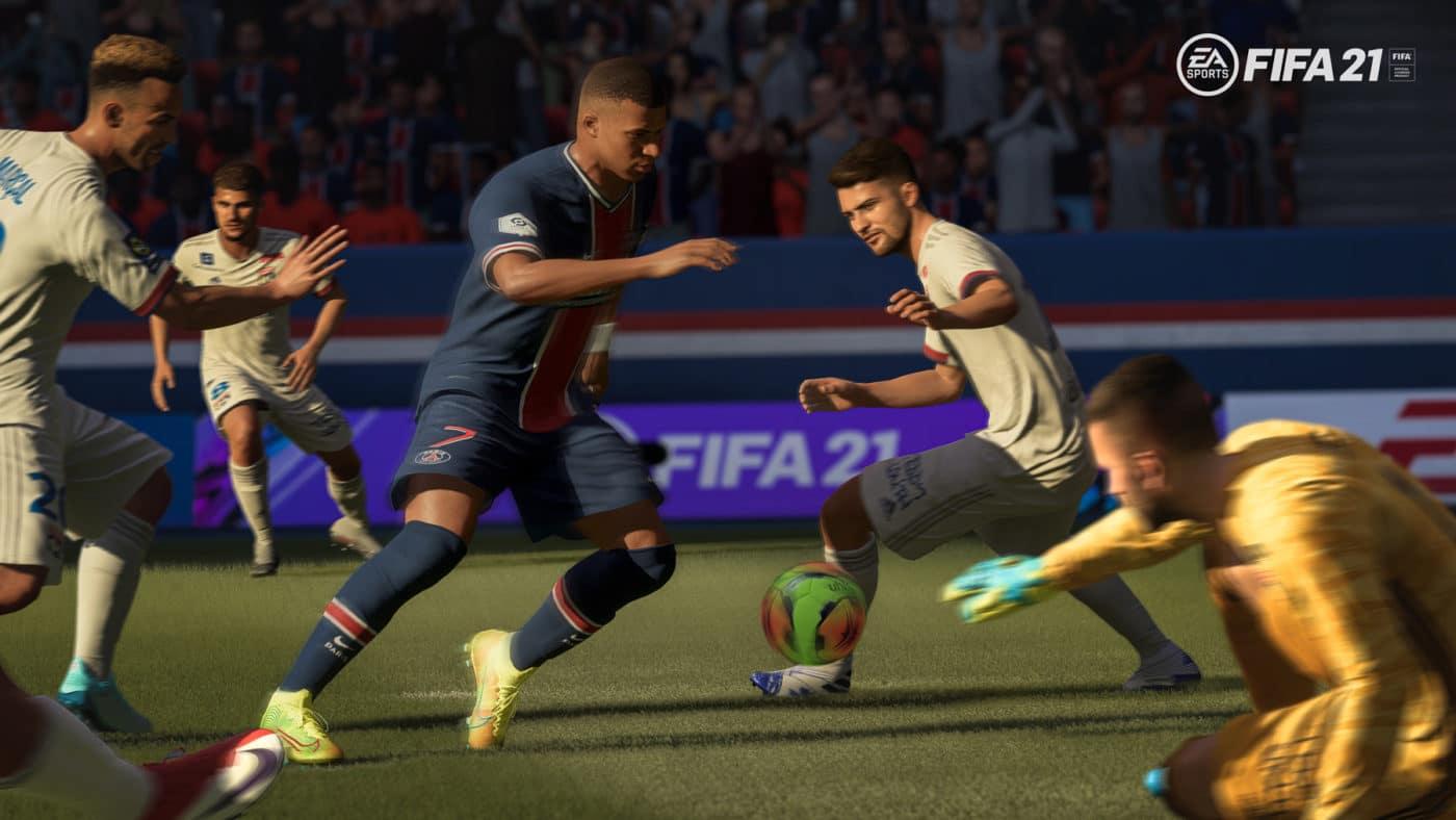 FIFA 21 Update 2.18