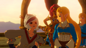 Hyrule Warriors Age Of Calamity Launch Trailer Released Lurkit