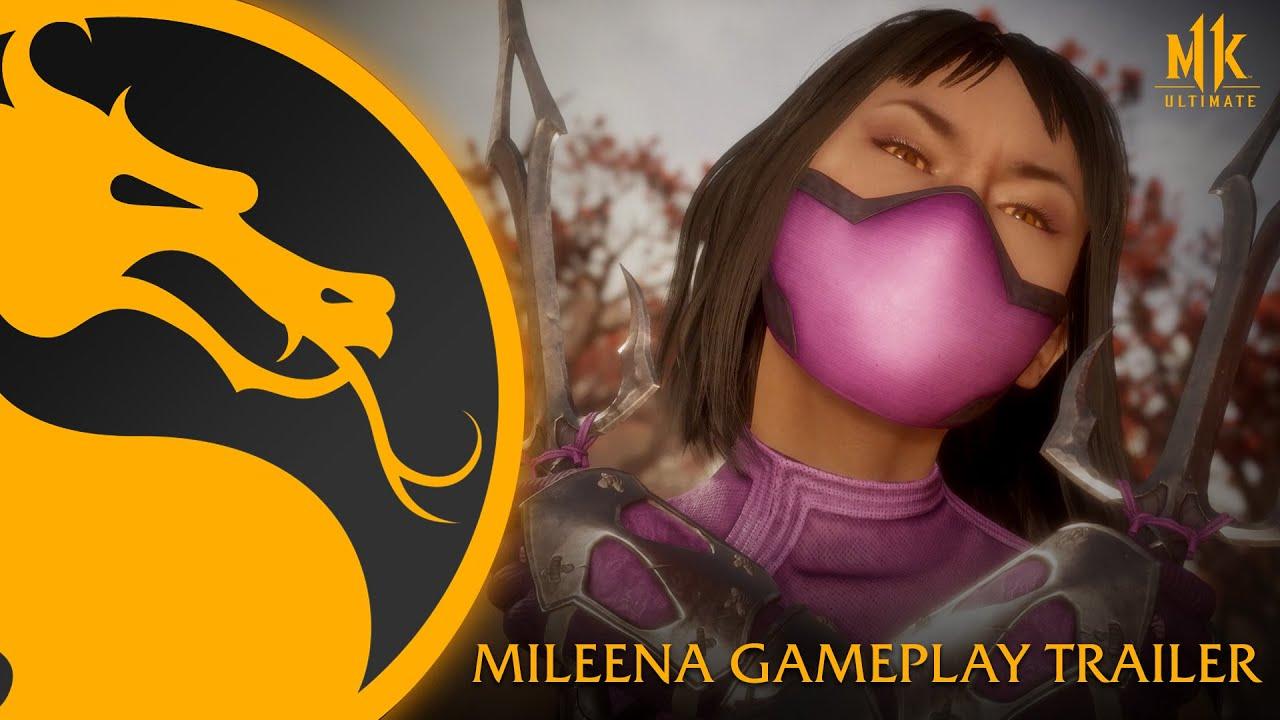 Mortal Kombat 11 Mileena Gameplay