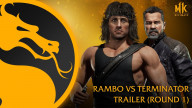 Mortal Kombat 11 Rambo vs. Terminator Gameplay