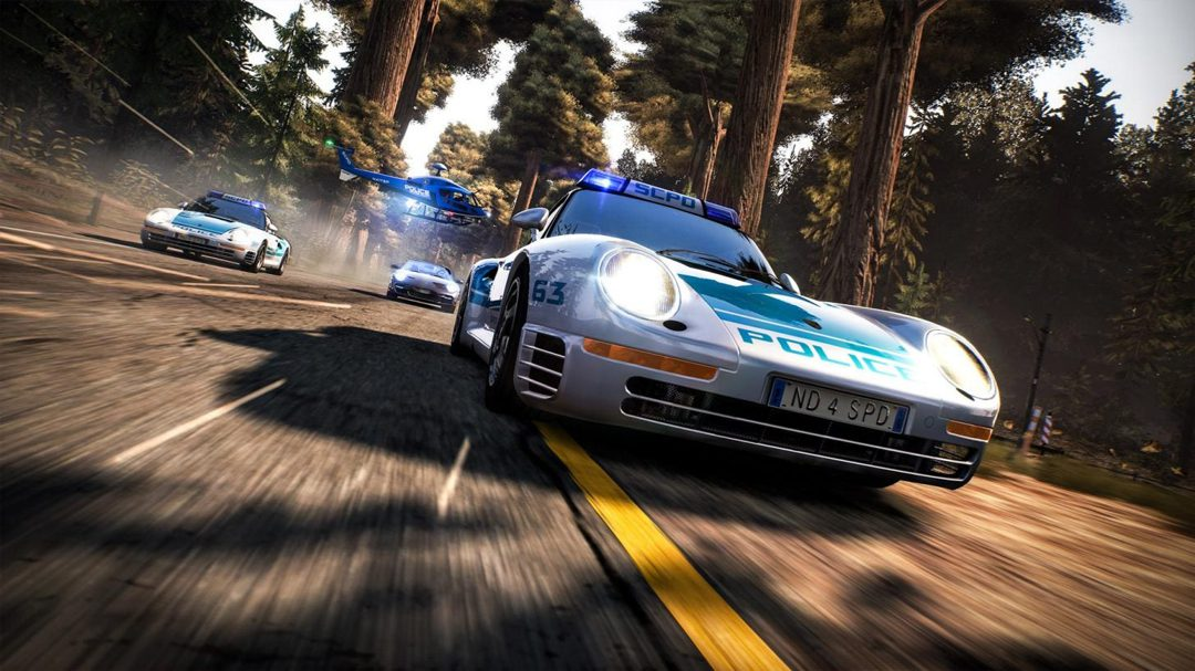 Need for Speed Hot Pursuit Remastered Day One Update