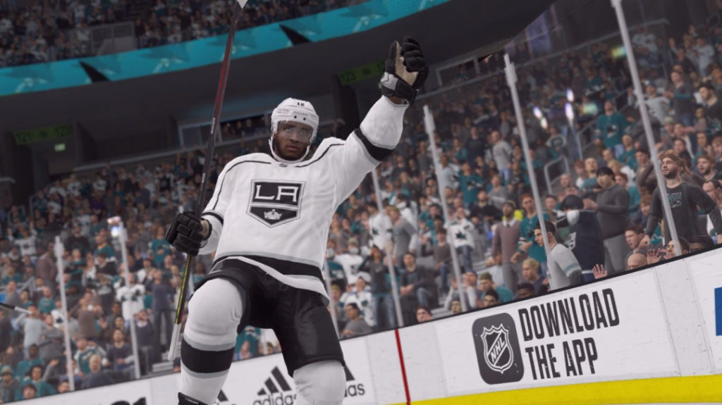 EA NHL 21 Update 1.60 March 25