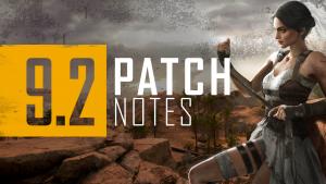 PlayerUnknown's Battlegrounds PUBG Update 1.56 November 26 Drops 9.2 on Consoles
