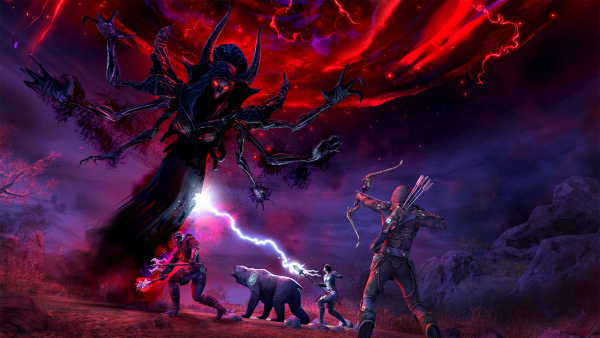The Elder Scrolls Online Update 2.10 November 9