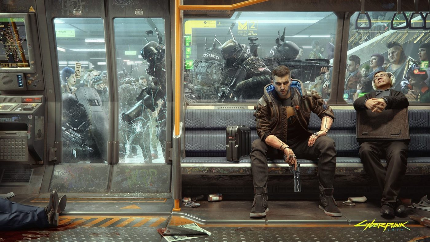Cyberpunk 2077 makers apologise for game glitches