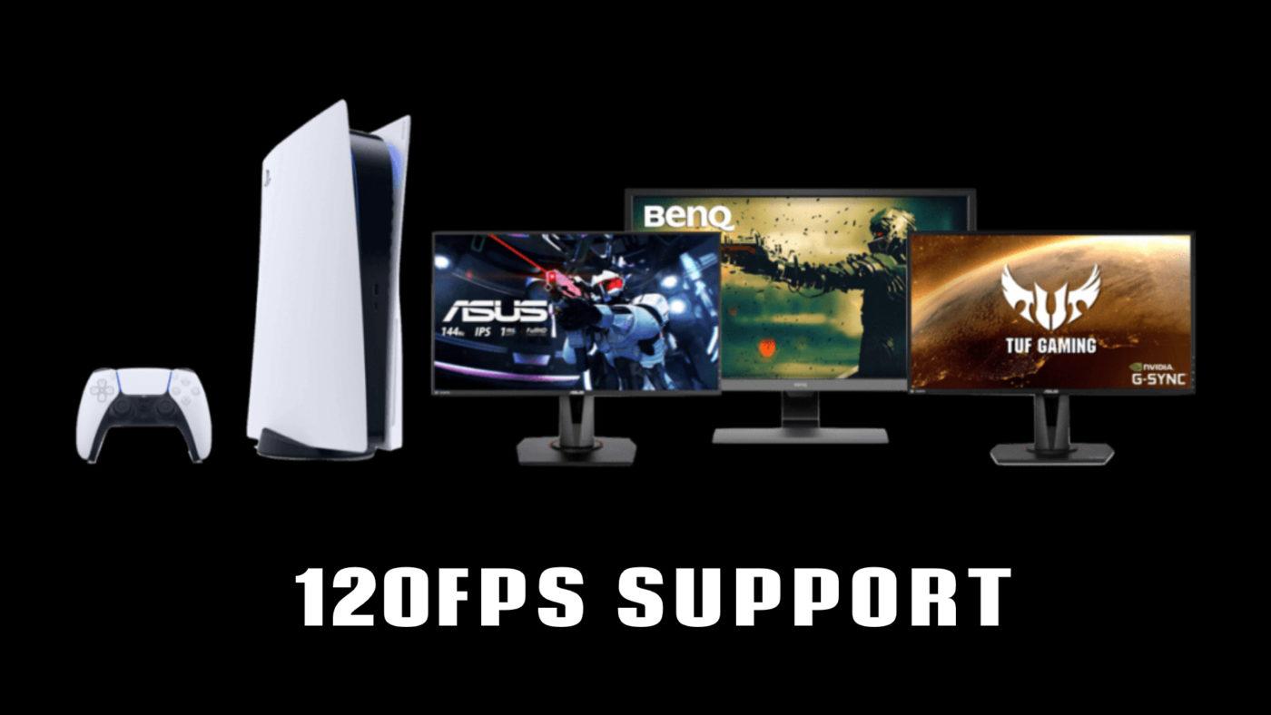 PS5 Monitors