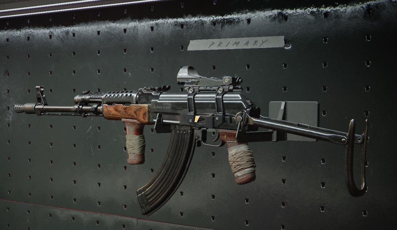 Black Ops Cold War AK 47 Gun Guide