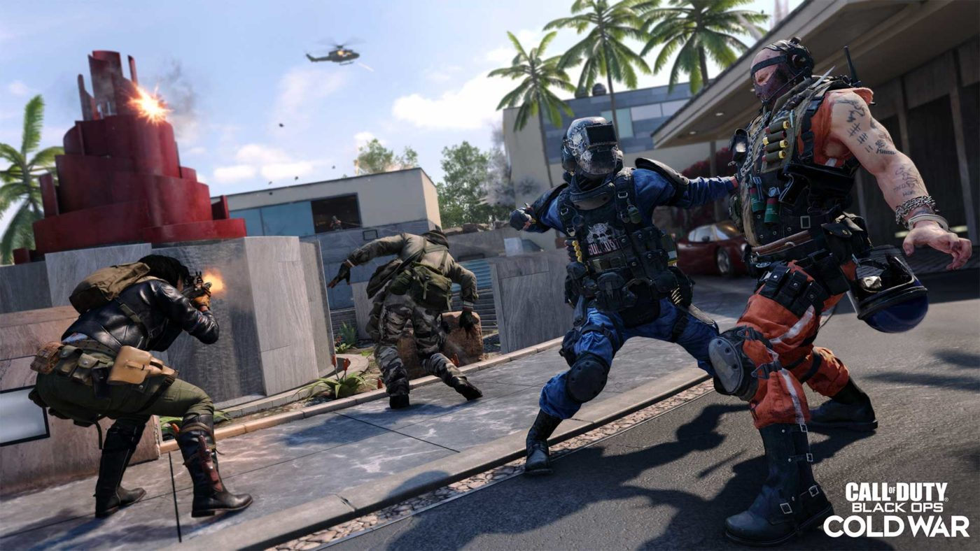 Black Ops Cold War' mid-season update drops next week