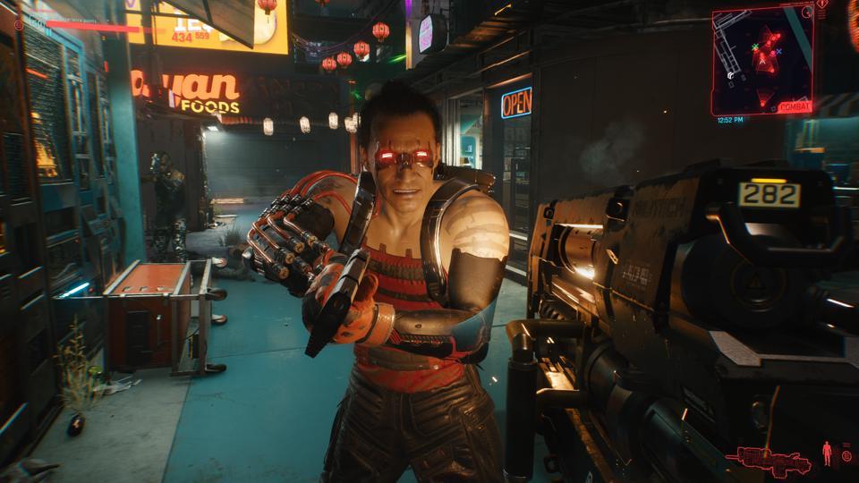 Cyberpunk 2077 Update 1.05 December 18
