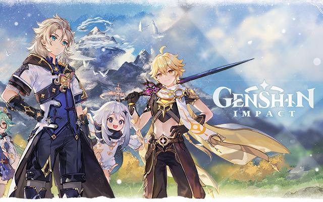 Genshin Impact Update 1.21