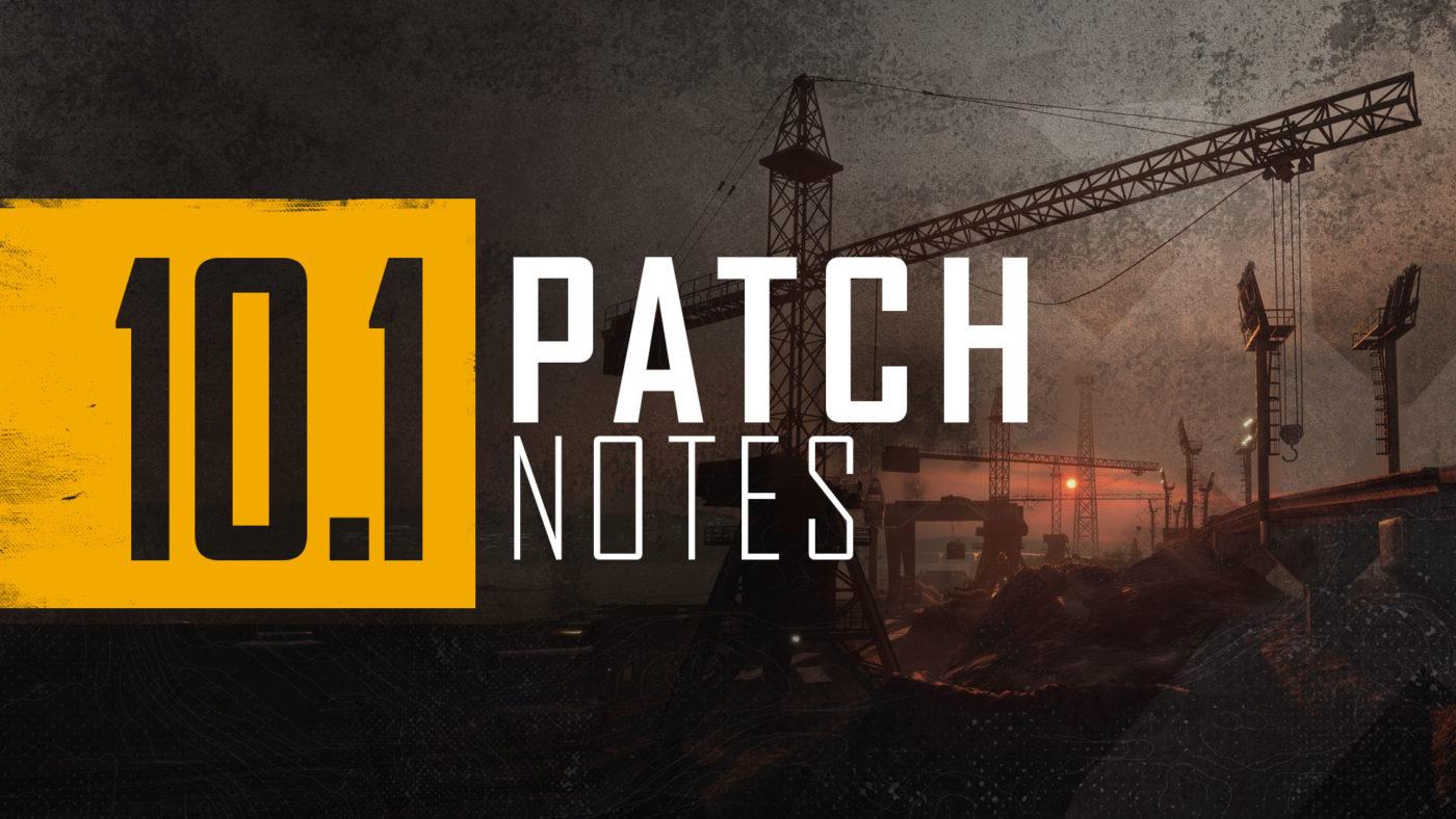 PUBG Update 1.59 December 17