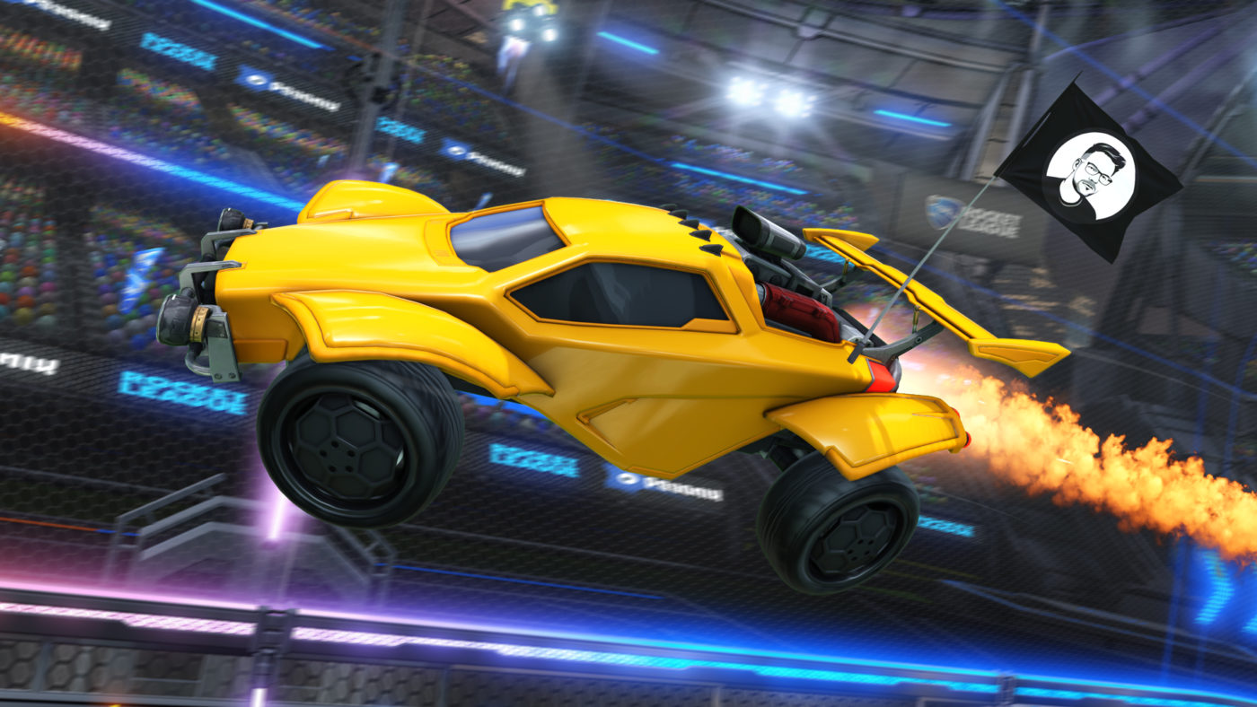 Rocket League Update 1.89