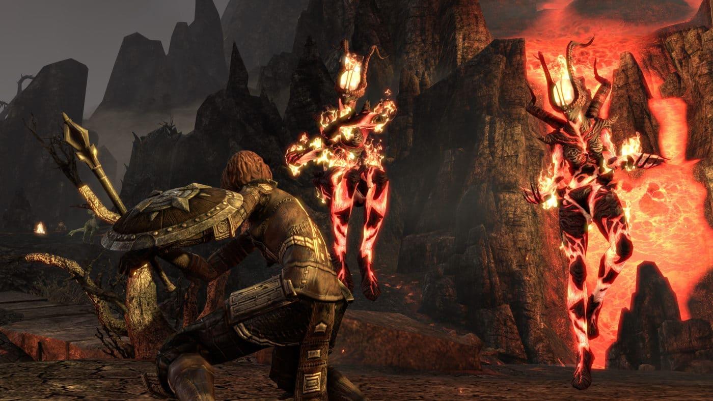 The Elder Scrolls Online Update 2.15 April 5