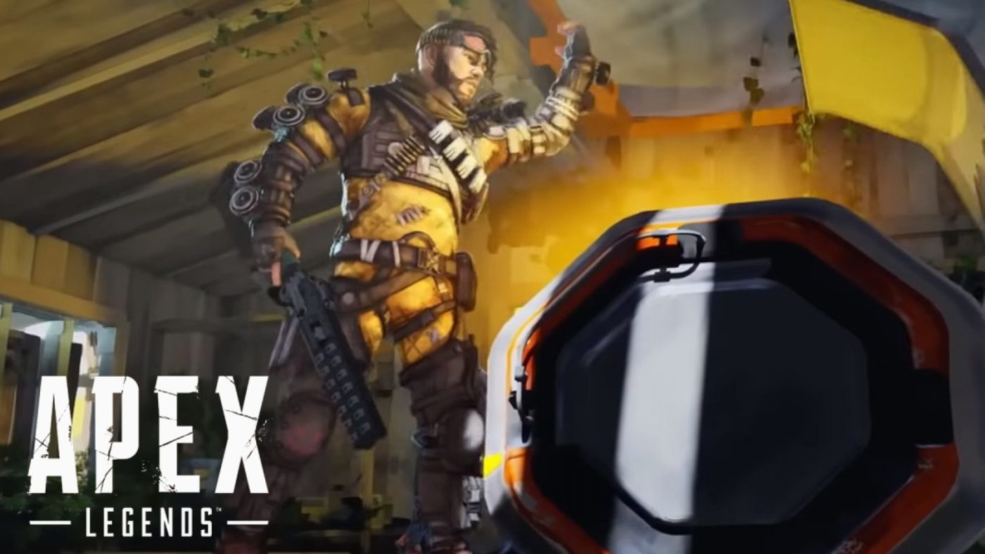 Apex Legends Season 8 footage finally reveals altered Kings Canyon, Fuse gameplay
