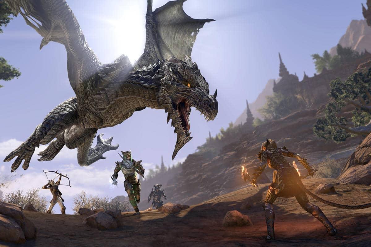The Elder Scrolls Online Update 2.22