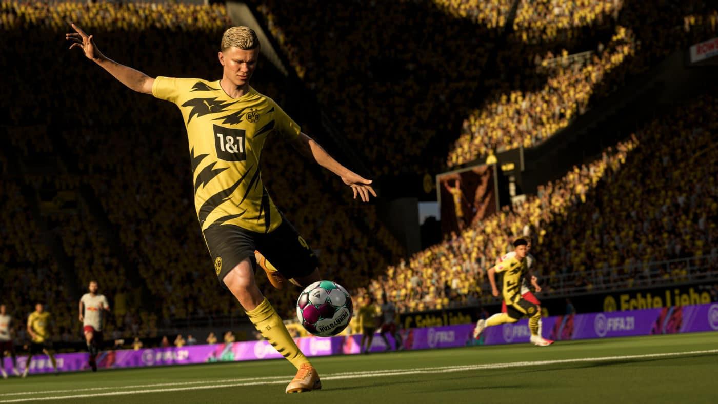 FIFA 21 Update 1.23