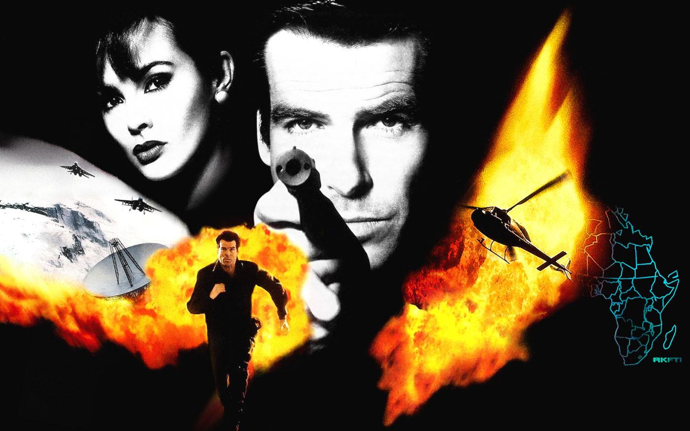 GoldenEye 007 Remaster Gameplay