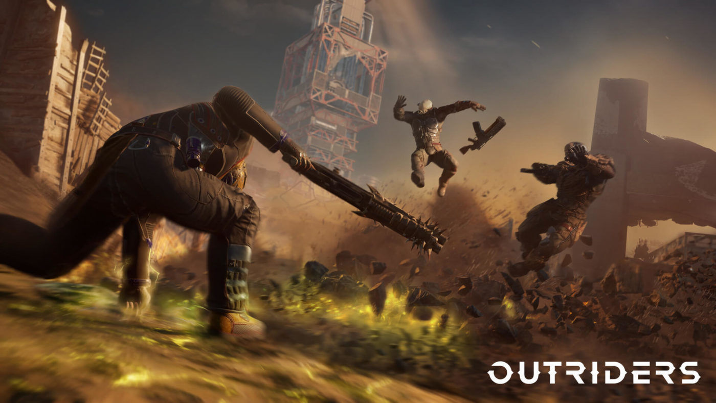 Outriders Demo Update 1.04