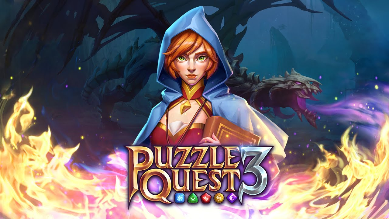 Puzzle Quest 3 Will Be Free-to-Play When It Debuts