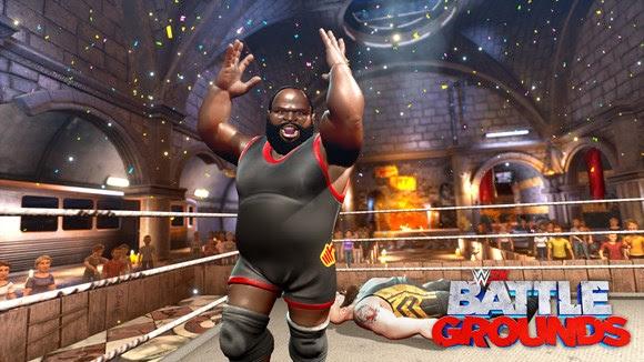 WWE 2K Battlegrounds Update 14.00 January 26