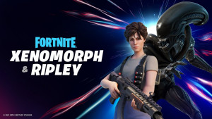 Fortnite Alien Crossover Has You Fend Off Against the Xenomorph