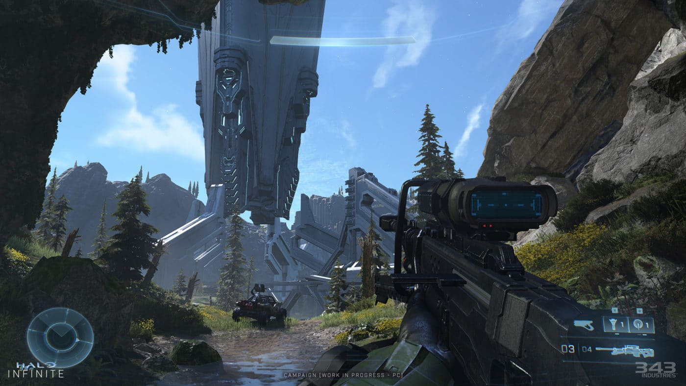 Halo Infinite Beta