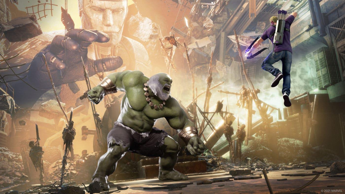 Marvel's Avengers Update 1.27 March 18