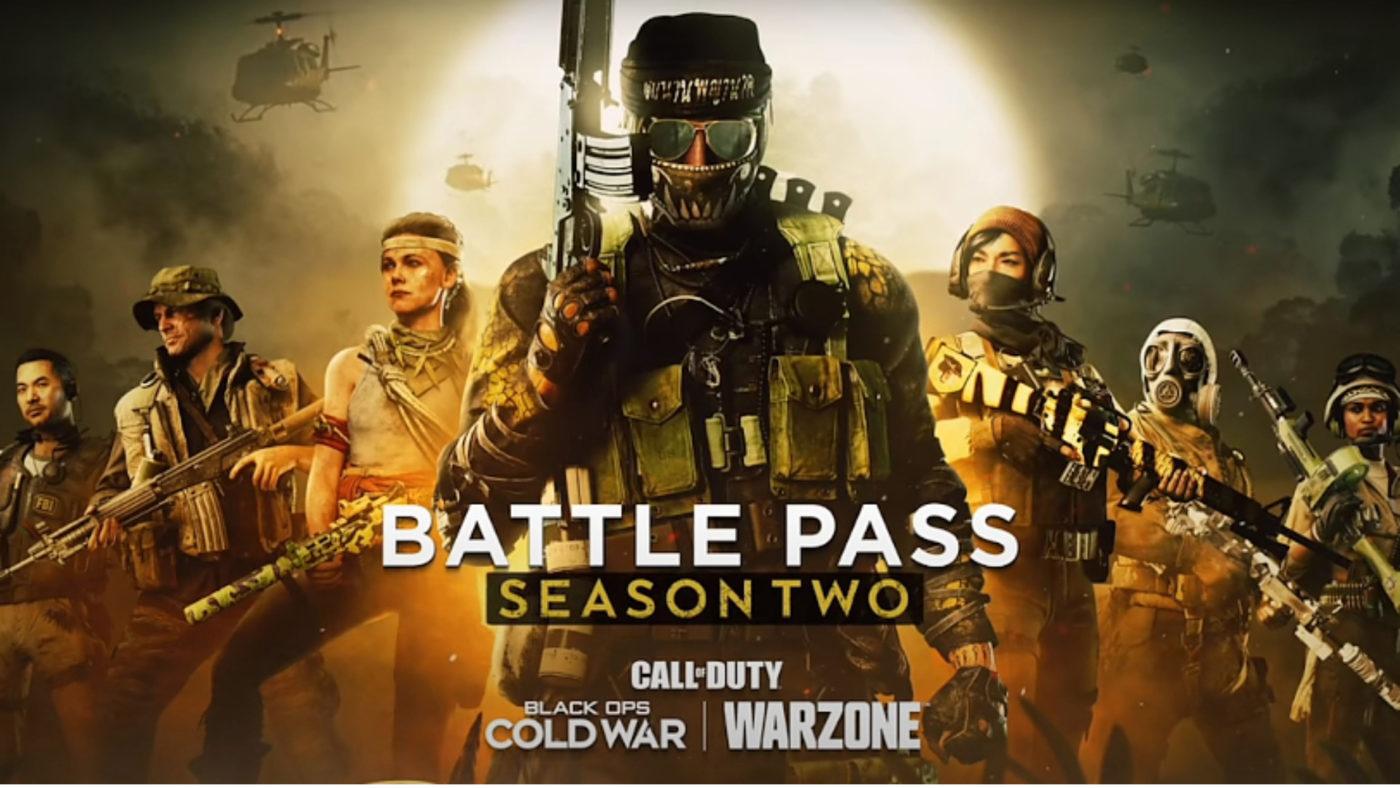 Modern Warfare & Warzone Update 1.32