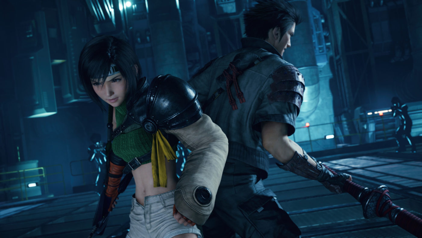 Final Fantasy 7 Remake Intergrade Trophies