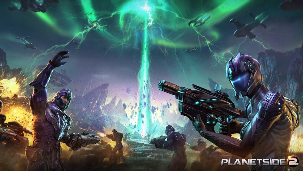 PlanetSide 2 Update 2.30 February 17