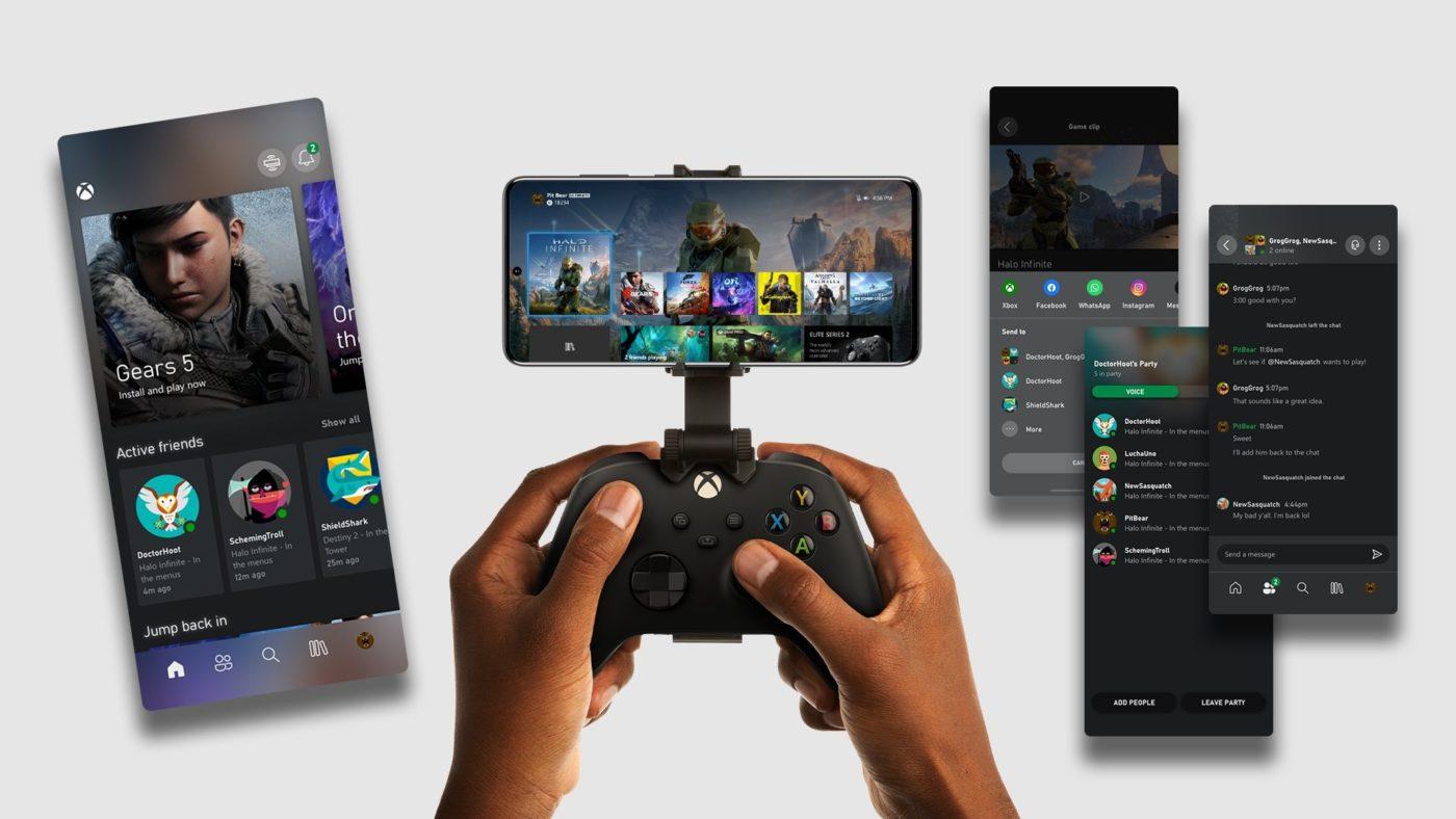 Xbox Mobile App Achievements