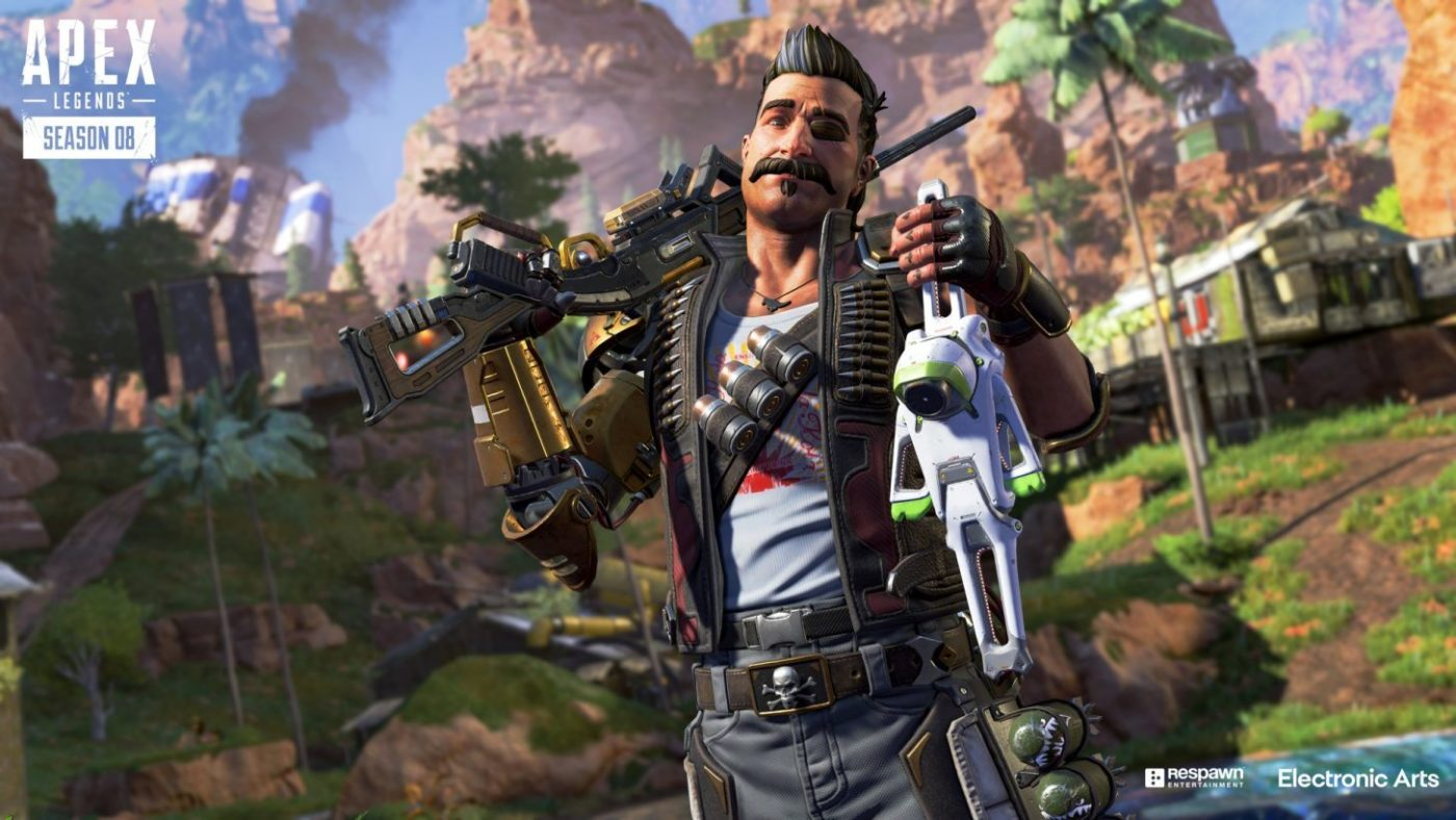 Apex Legends Season 8 unleashing 'Fuse', map updates, and much more
