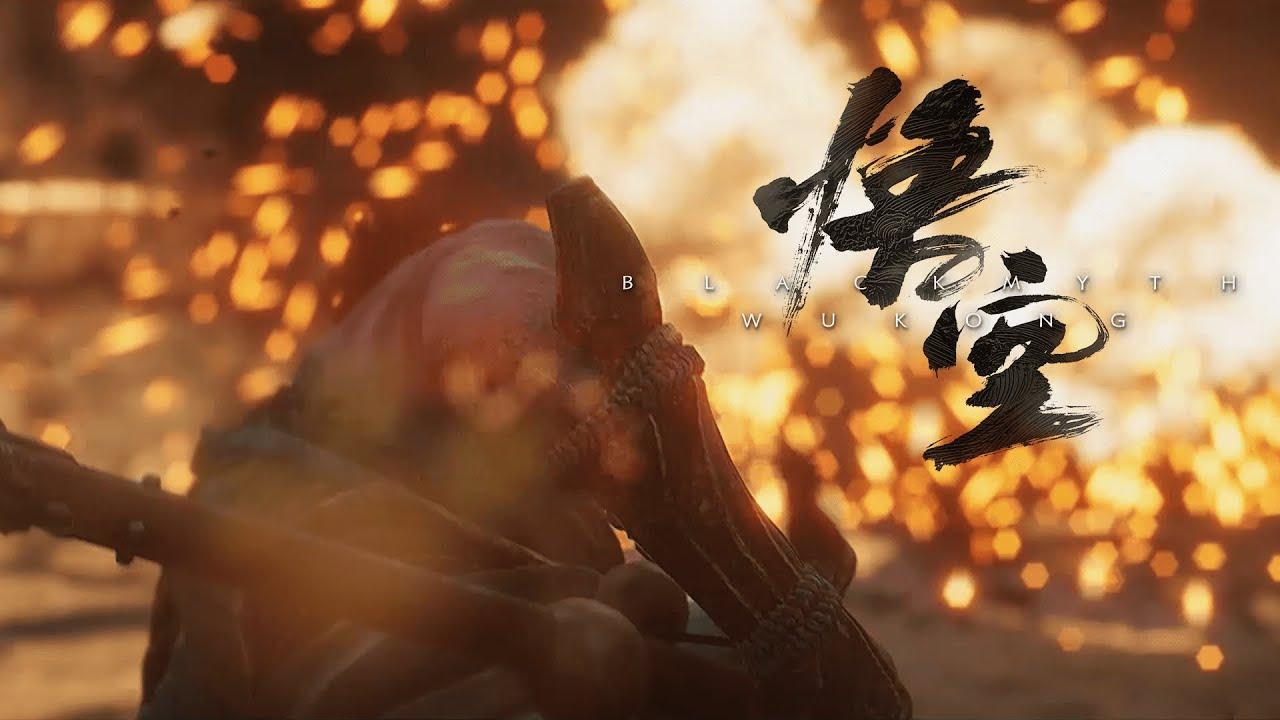 Black Myth: Wukong New Gameplay