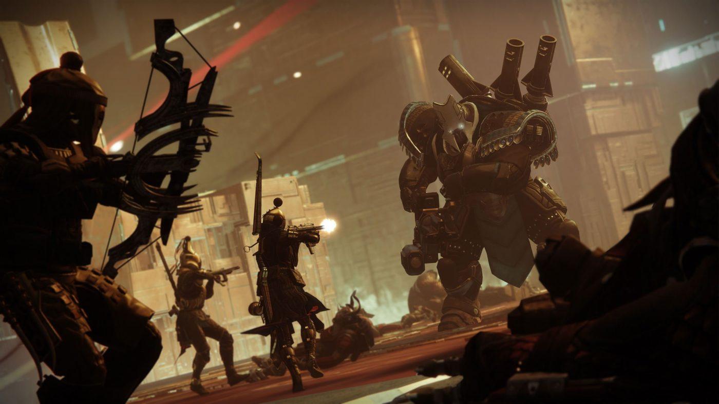 Destiny 2 Update 2.17 April 29