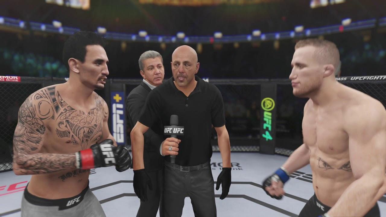 EA UFC 4 Update 8.00 February 11