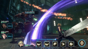 Final Fantasy 7 Ever Crisis and FF7 First Soldier Announced for for iOS and Android