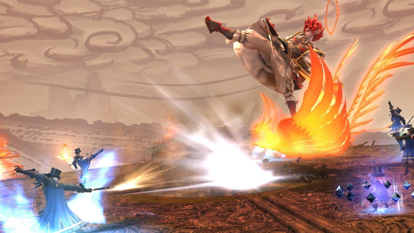 Final Fantasy XIV Update 8.80