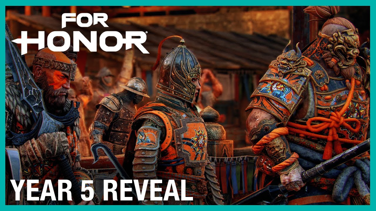 For Honor Year 5: Year of the Covenants