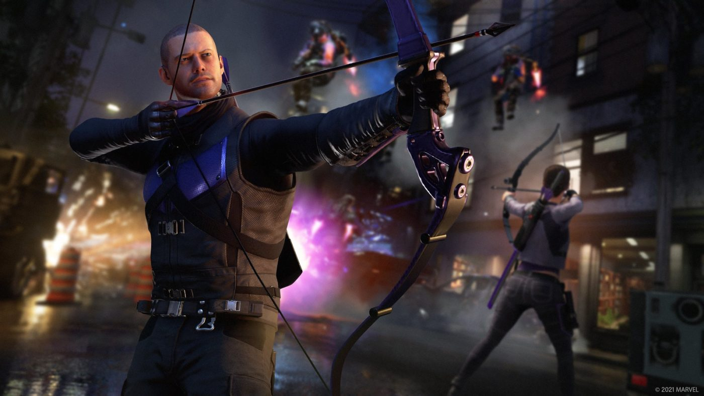 Marvel's Avengers Update 1.30 April 7