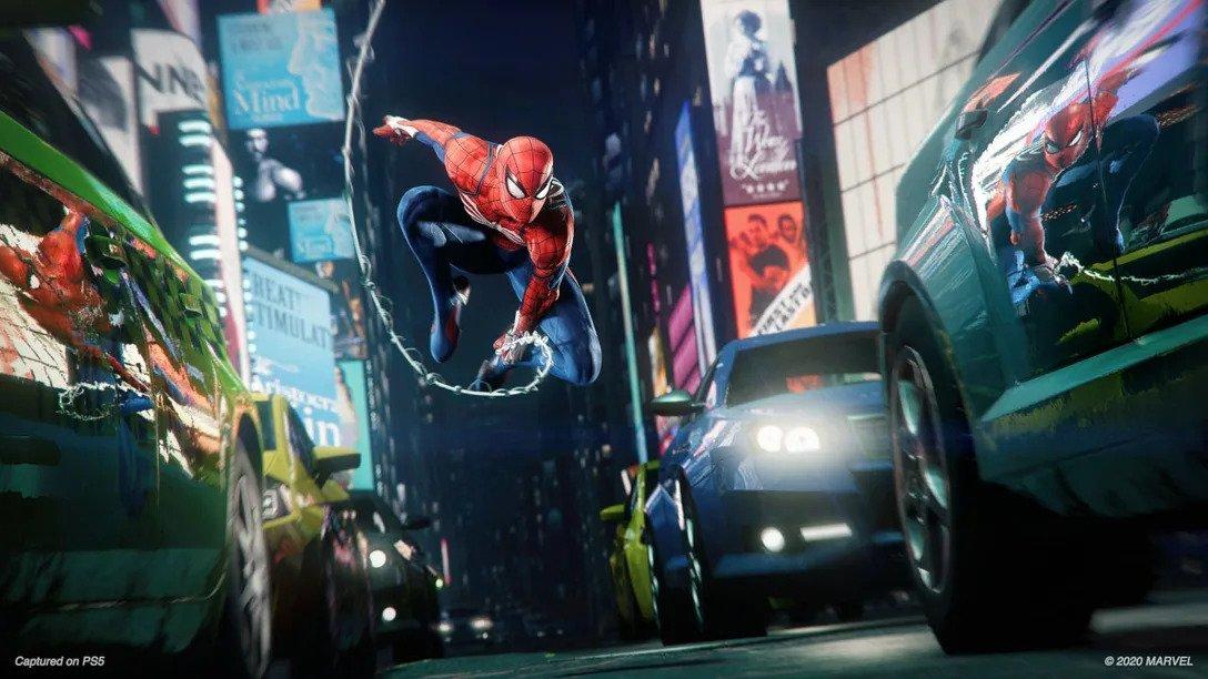 Marvel's Spider-Man Remastered Update 01.004 February 17
