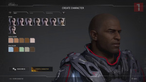 Outriders Character Creator Overview Video