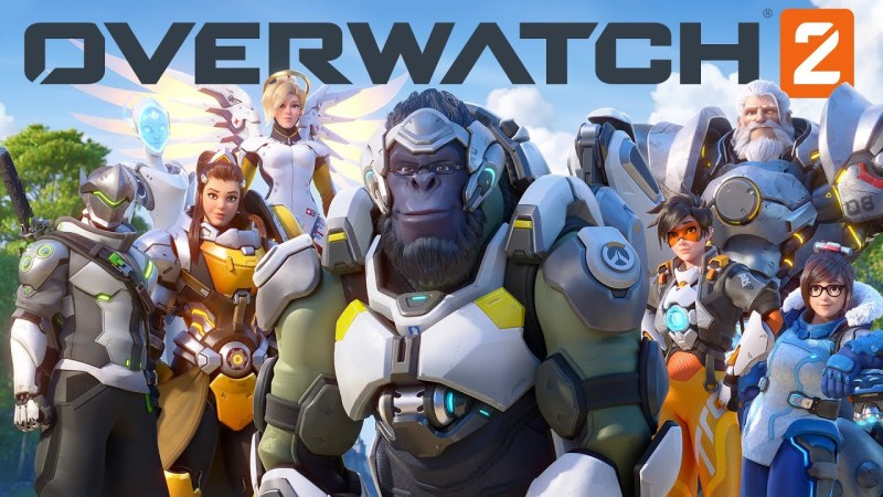 Overwatch 2 BlizzCon 2021
