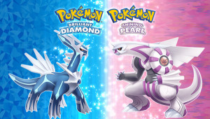Pokemon Brilliant Diamond and Shining Pearl Announced, Coming to Switch in Late 2021