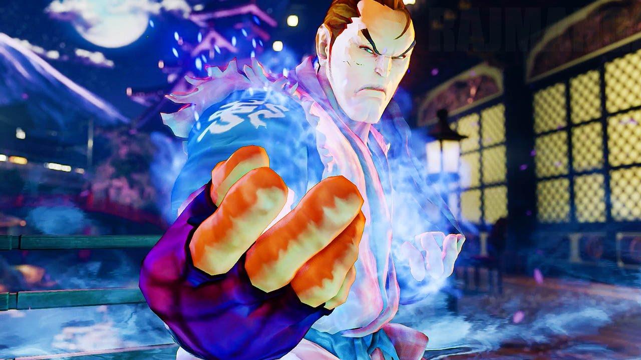 Street Fighter 5 Update 3.05 February 22