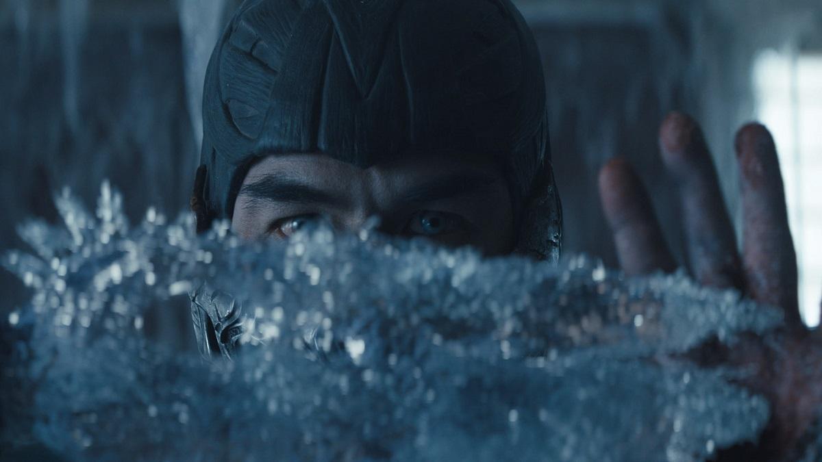Mortal Kombat Movie Sub-Zero Poster