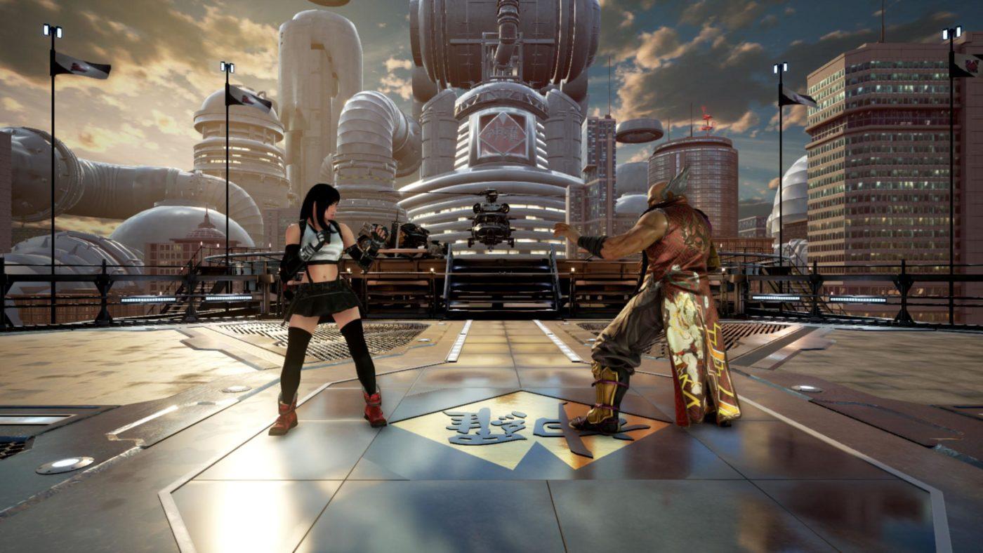 Tekken 7 Tifa Character Mod