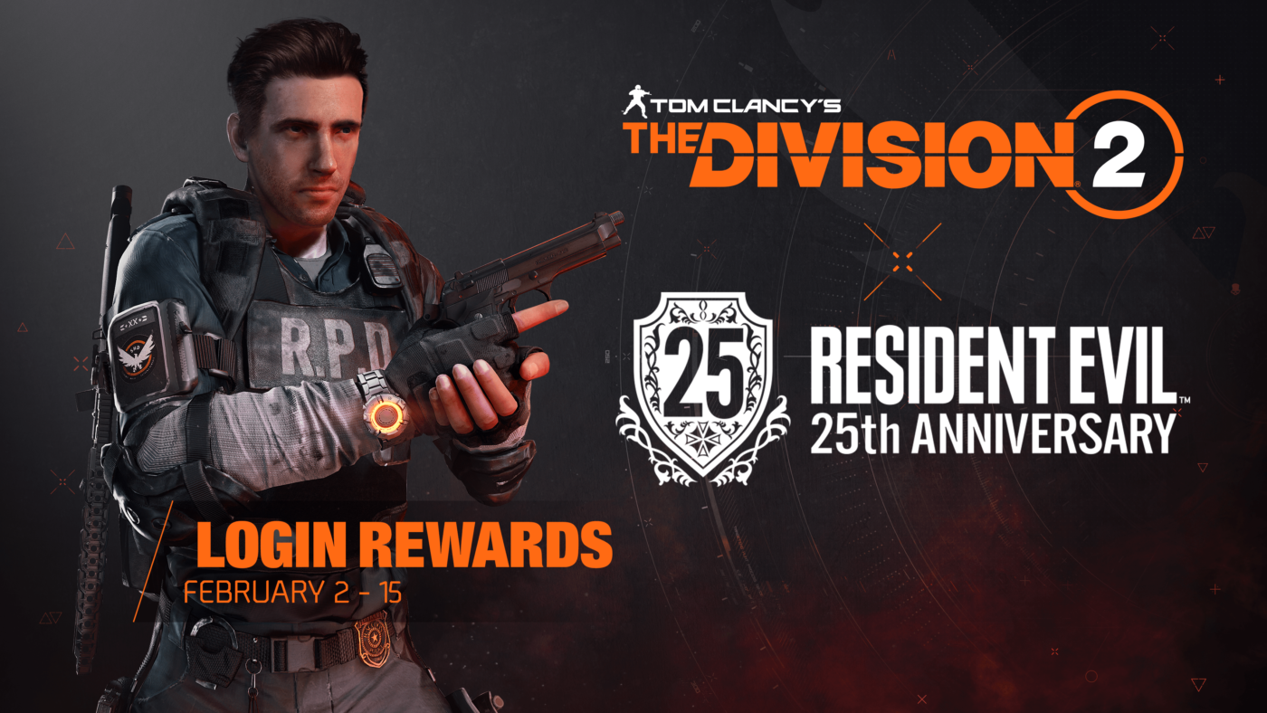 The Division 2 Resident Evil Crossover