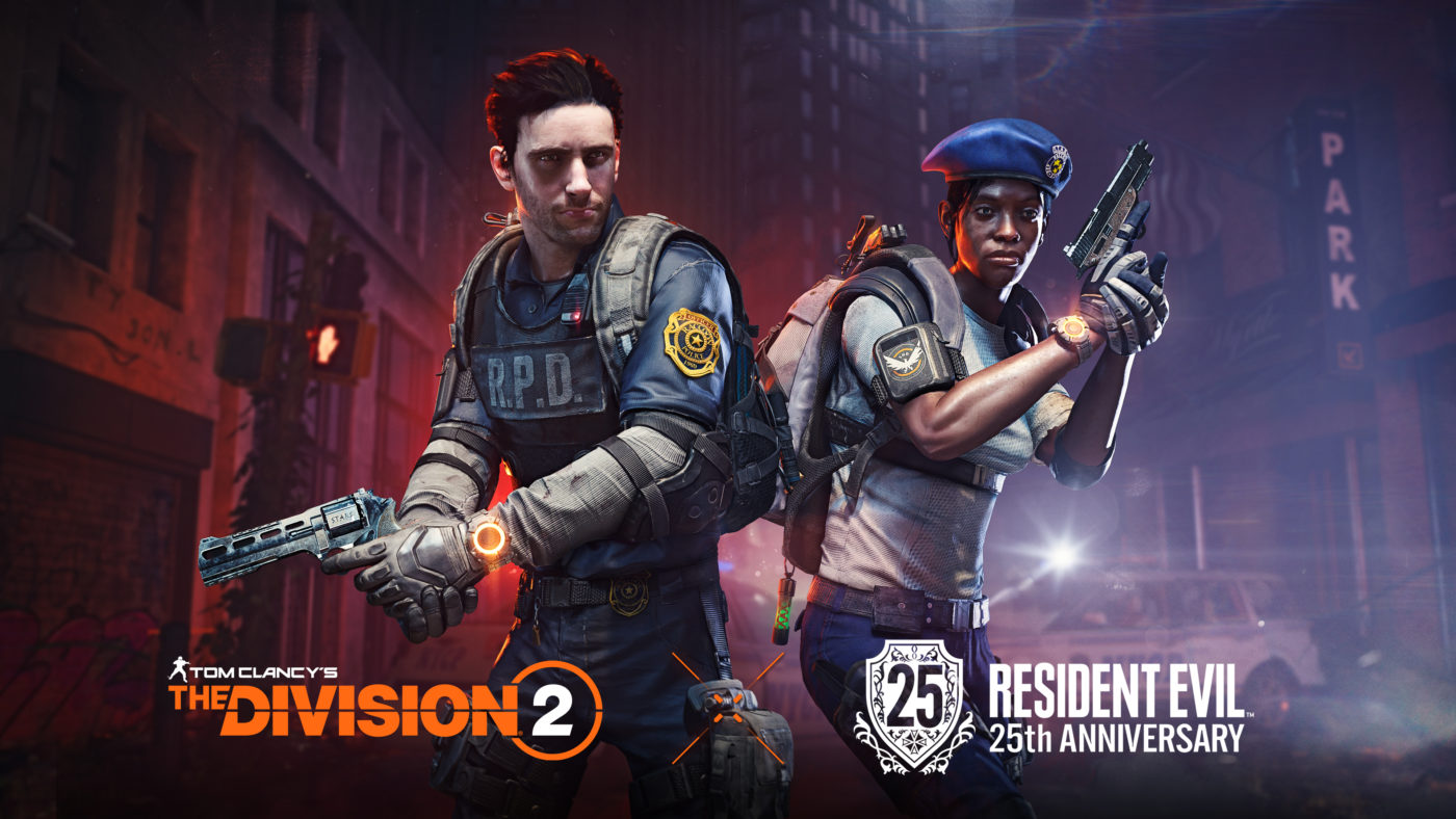 The Division 2 Update 1.30 Feb. 2