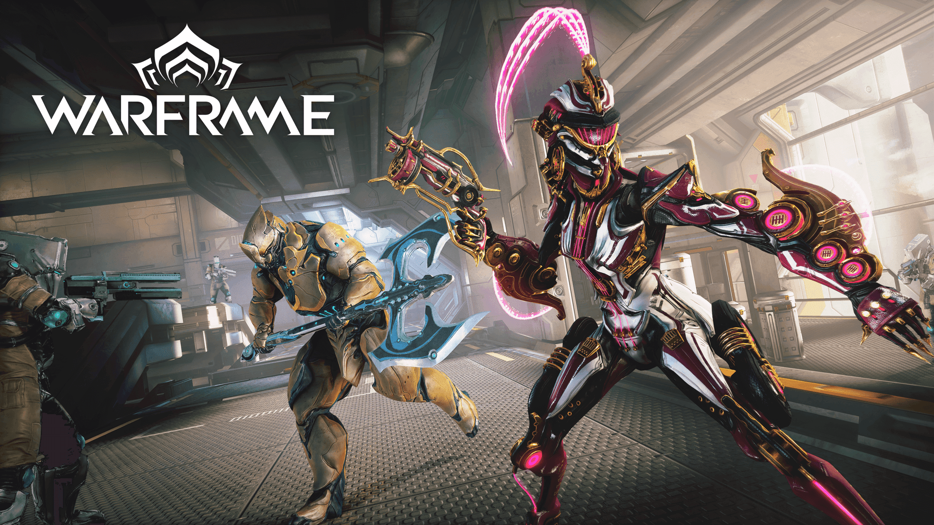 Warframe Upcoming Content Gameplay